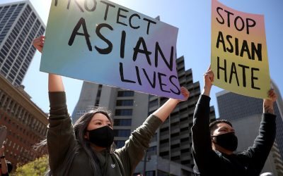 Blogpost: Anti-Asian Violence in America